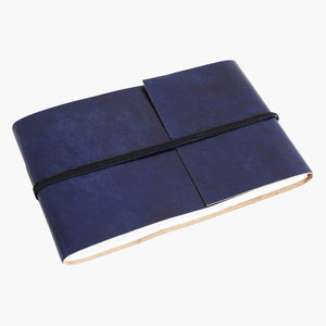 Vora leather SL photo album BLUE