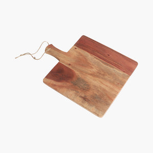 Acaciawood cutting board large