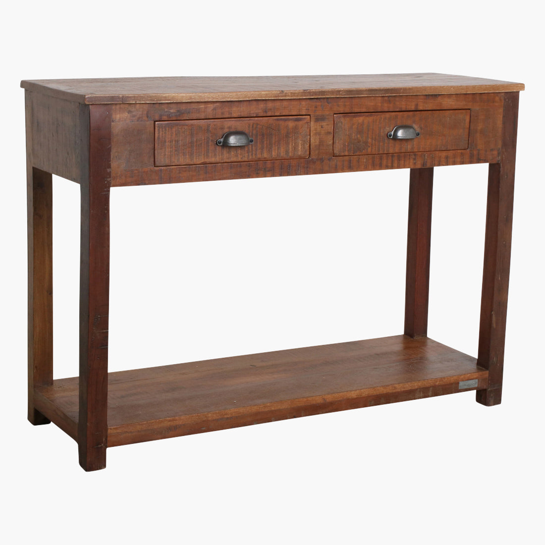 Factory side table/console