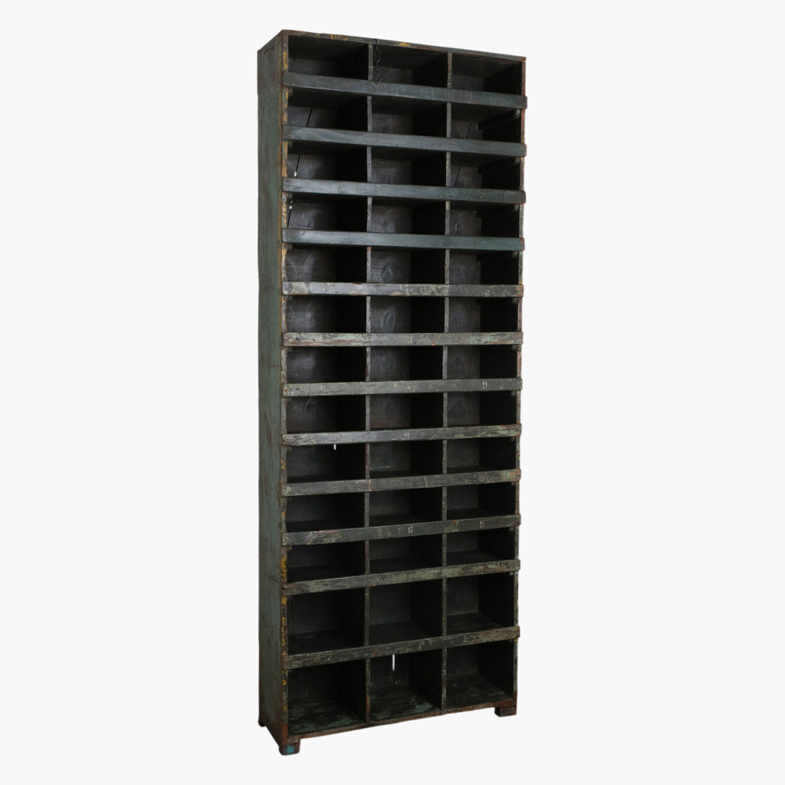 XL grey hardware store rack