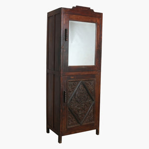Tall 2 door calcutta cabinet