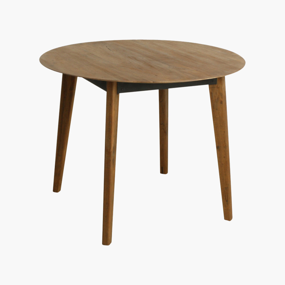 - Craftsman Dining Table Round Raw Materials