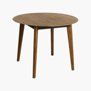 Craftsman dining table round