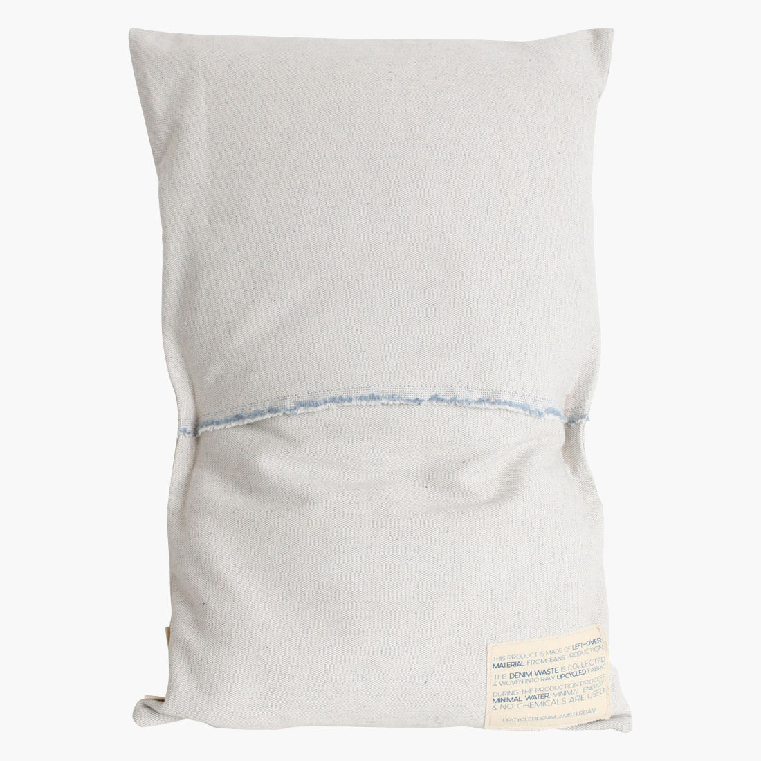 Cushion cover rectangular cream