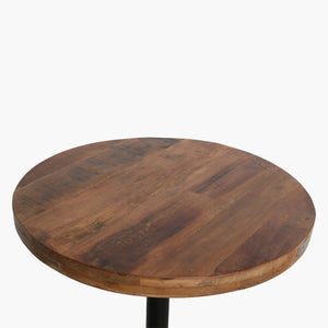 Factory table top round Ø70cm thick edge