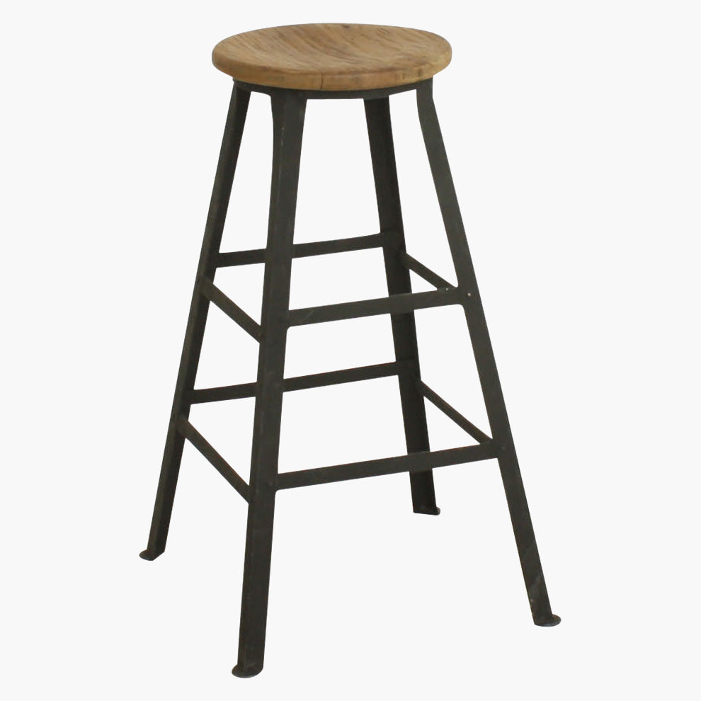 Hardware store bar stool