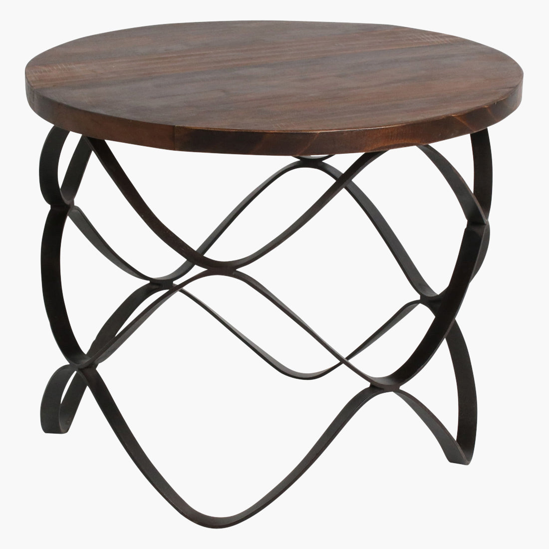 Factory wave coffeetable round
