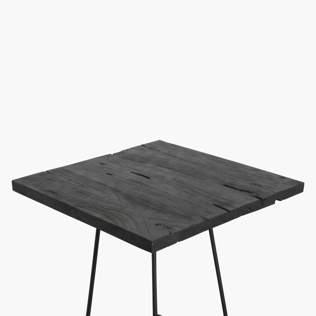 Loft table top black