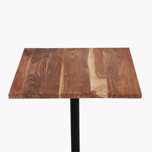 Acaciawood table top 70x70cm