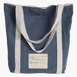 Shopper upcycled denim
