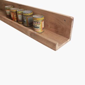 Elements wall shelf