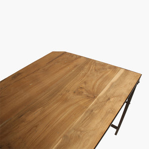 Elements dining table folding 150 cm