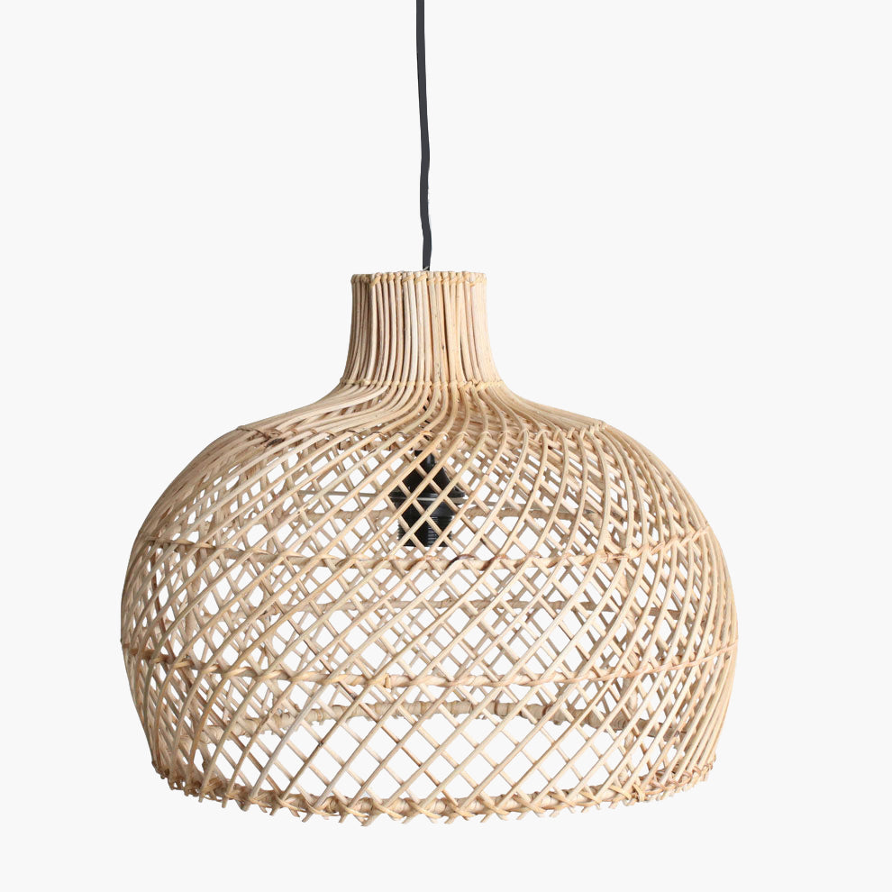 Maze lamp natural small
