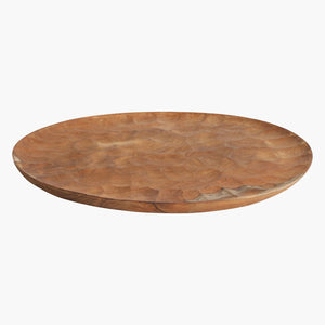 Aeolian round plate large