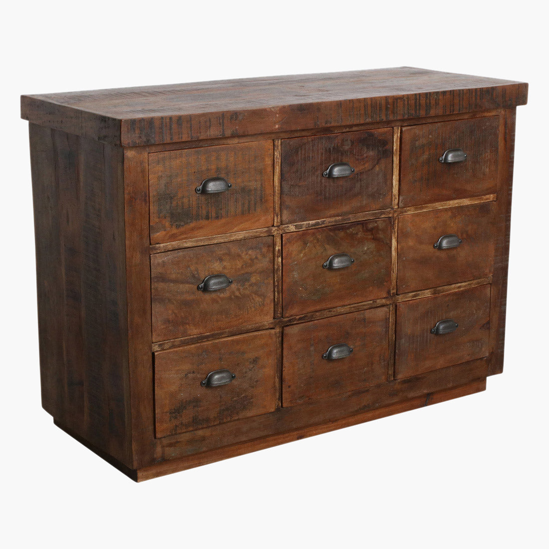 Factory 9-drawer sideboard