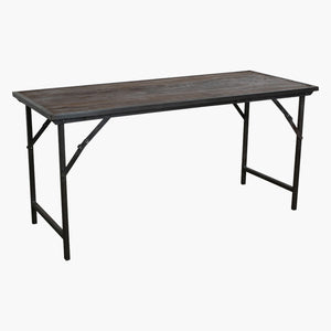 Factory market table iron legs