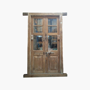 Teak hospital door+frame Mumbai