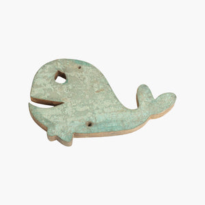 Scrapwood animal, whale