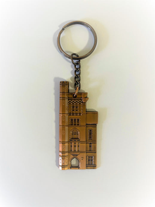 Copper Tower Keyring