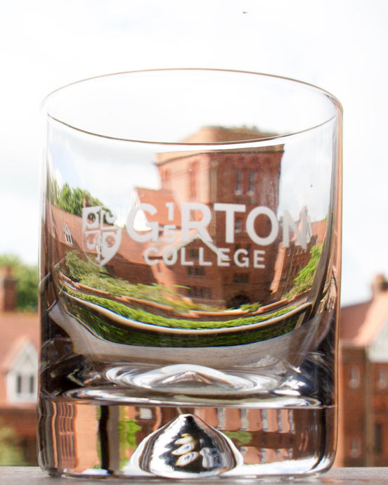 Girton150 Glass Tumbler