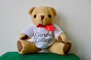 Girton Soft Toy - Teddy Bear