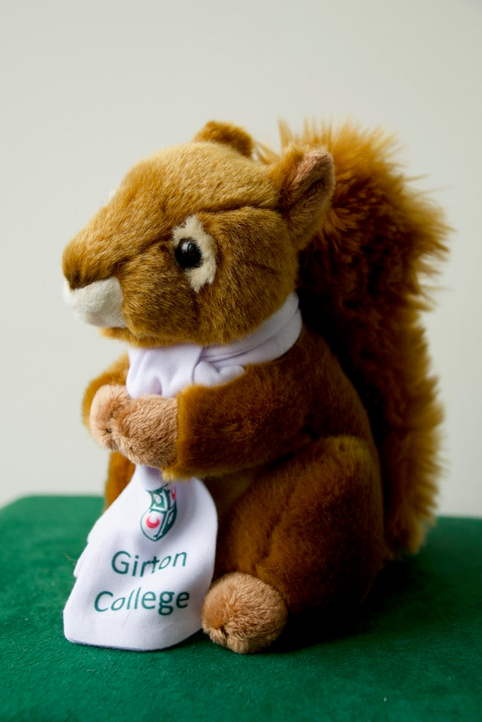 Girton Soft Toy - Squirrel