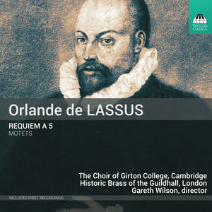 Choir CD - Orlande de Lassus