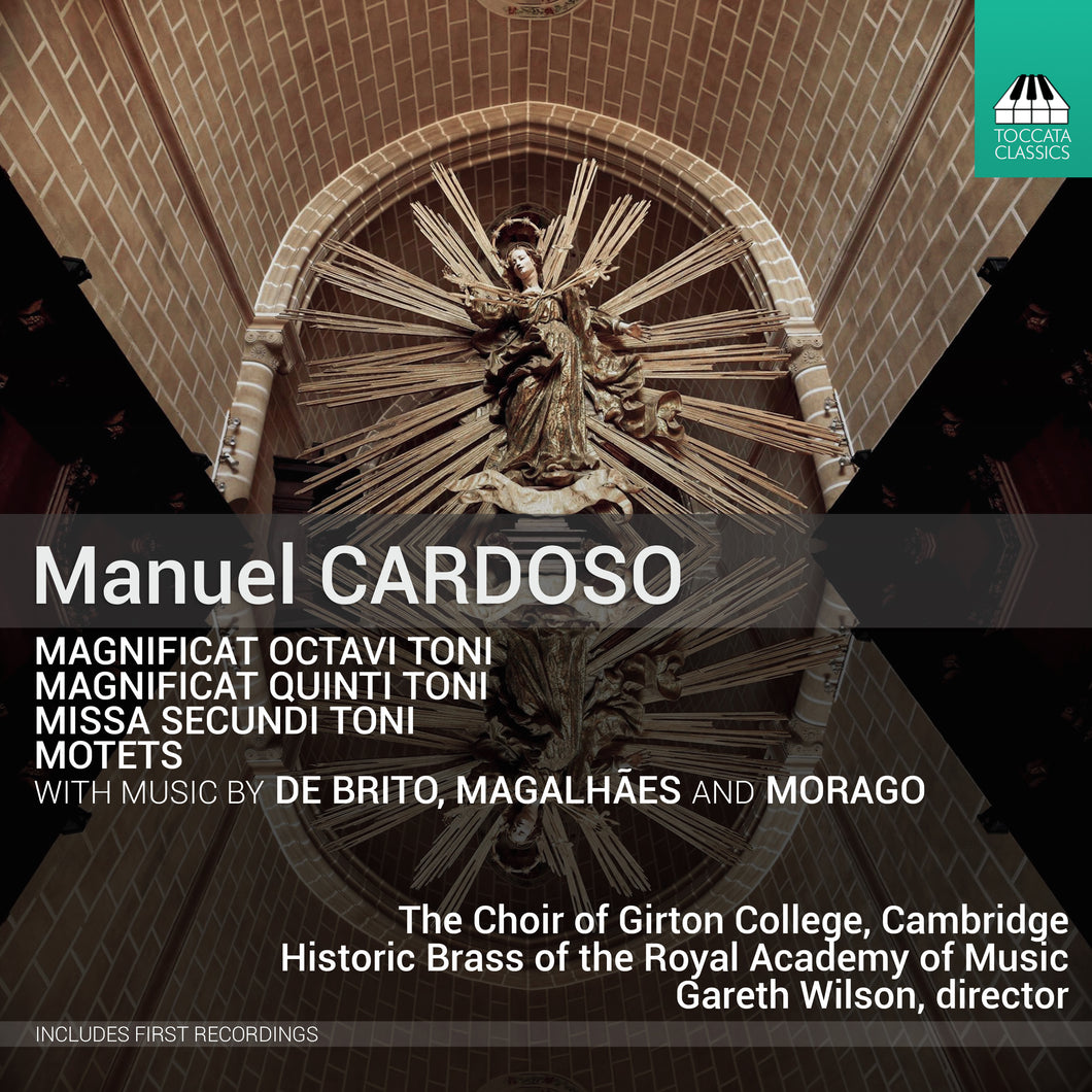 Choir CD - Manuel Cardoso