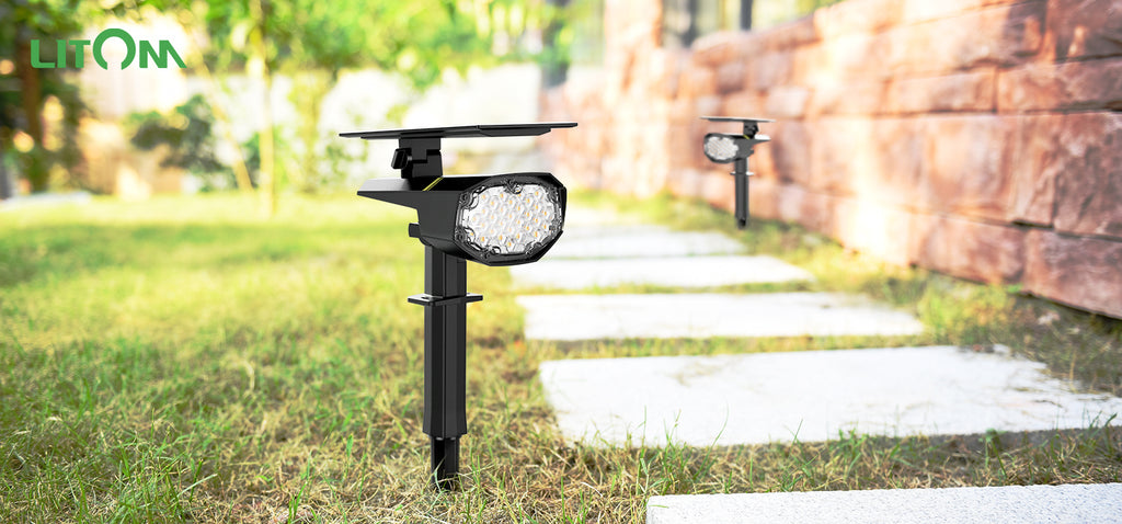 Do You Know That Solar Spotlights Can Also Be Used in These Places?