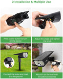 LITOM C-M239 Solar Motion Landscape Lights(30 LED)