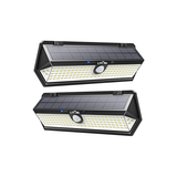LITOM C-L197 Solar Lights Outdoor(122 LED)