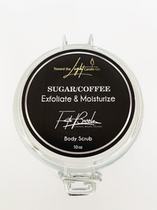 Sugar and Coffee Scrub