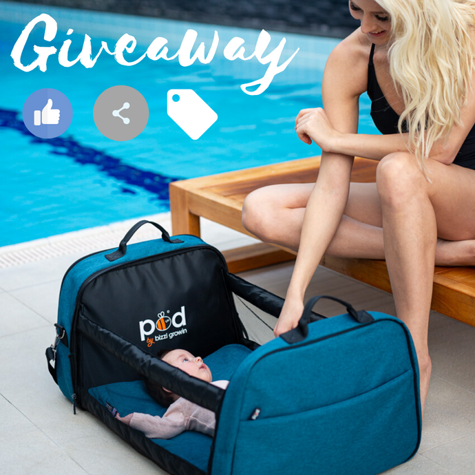 Facebook Pod Bag Giveaway!