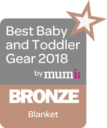 Best Baby and Todler Gear 2019 Bronze Award