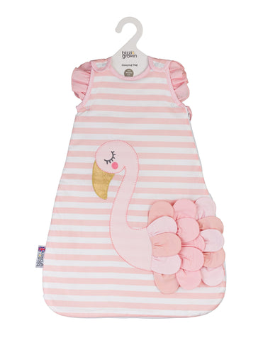 Baby Sleeping Bag Flamingo 6-18 Month, 2.5 Tog