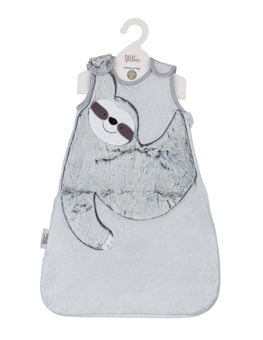 Baby Sleeping Bag- Sidney Sloth 0-6 months 2.5 Tog