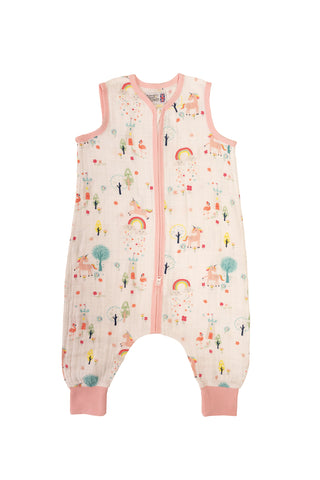 Muslin  Romper Suit  12-24 Month Wonderland