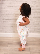 Load image into Gallery viewer, Muslin  Romper Suit  12-24 Month Wonderland