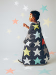 Baby Blanket- Superstar knitted blanket