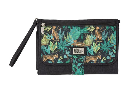 Jungle Roar Nappy Clutch Bag