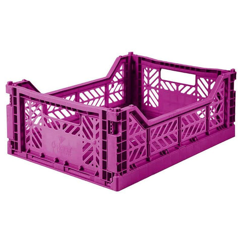 AYCASA Decoración Caja plegable MAXI PURPLE - AY-KASA
