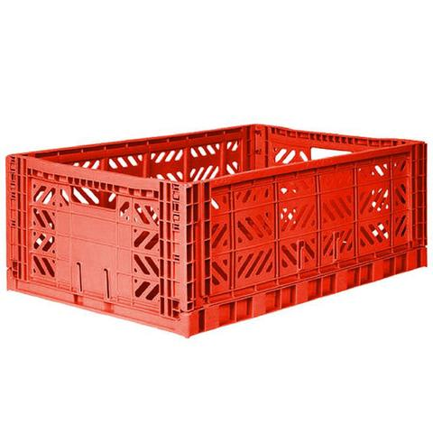 AYCASA Decoración Caja plegable MAXI RED - AY-KASA