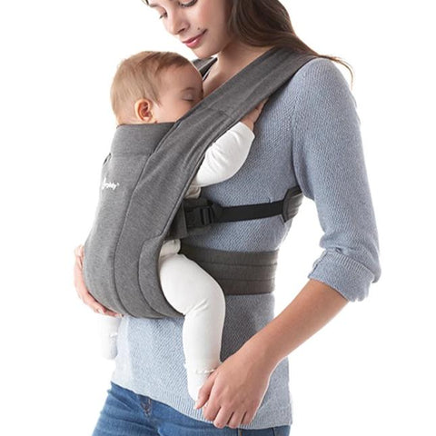 ergobaby portabebes Portabebé Embrace Gris - Ergobaby BCEMAGRY