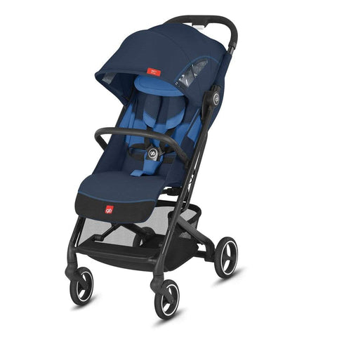 GB Coche Coche de Paseo compacto Qbit Plus All City night Blue GB619000149