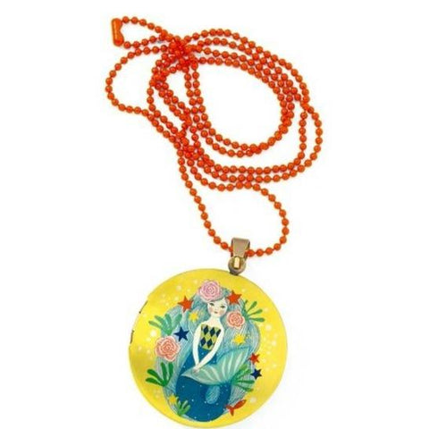 Little Big Room Accesorios Collar Mermaid Locket DD03840