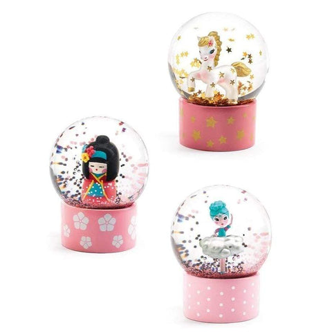 Little Big Room Decoración Bola de Nieve decorativa So Cute DD03440