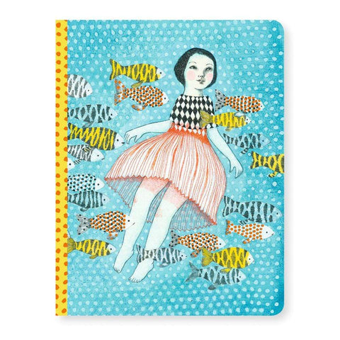 Lovely Paper Arte y Manualidades +5 Cuaderno Elodie DD03555