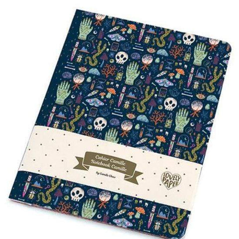 Lovely Paper Arte y Manualidades Cuaderno Camille DD03564