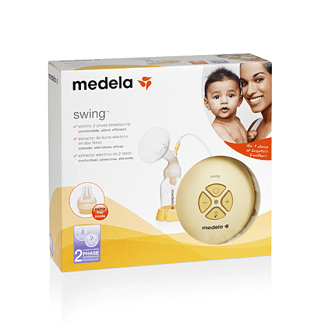 Medela Lactancia Extractor / Sacaleche Eléctrico Swing Simple Medela 030.0031