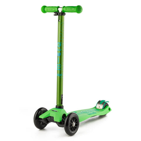 Micro Scooter +5 Maxi Micro Deluxe Verde MMD022